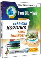çanta Yayınları 6.sınıf Fen Bilimleri Soru Bankası 2019