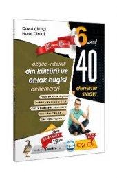 çanta Yayınları 7.sınıf Din Kültürü 40lı Deneme