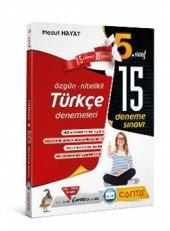 çanta Yayınları 5.sınıf Türkçe15 Li Lgs Deneme