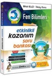 çanta Yayınları 5.sınıf Fen Bilimleri Soru Bankası 2019