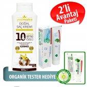 Organicadent Florürsüz Organik Diş Macunu 50 Ml 10...