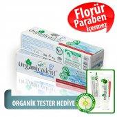 Organicadent Florürsüz Organik Diş Macunu 50 Ml X1 B