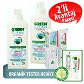 Organicadent Florürsüz Organik Diş Macunu 50 Ml Ugreen Sensitive 2li Set Hediye B
