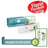 Organicadent Florürsüz Organik Diş Macunu 50 Ml T...
