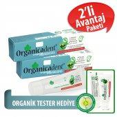 Organicadent Florürsüz Organik Diş Macunu 50 Mlx2 ...