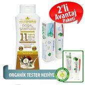 Organicadent Florürsüz Organik Diş Macunu 50 Ml 11...