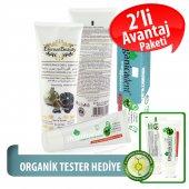 Organicadent Florürsüz Organik Diş Macunu 50 Ml Si...