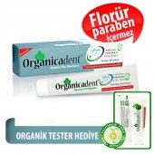 Organicadent Florürsüz Doğal Diş Macunu 75 Ml X1...