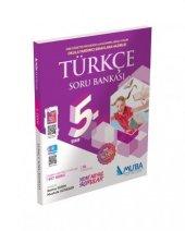 MUBA YAYINLARI 5. Sınıf Türkçe Soru Bankası