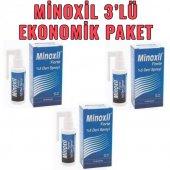 Minoxil Fort Sprey 3 Lü Set 01 2022 En Son Üretim
