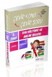 8. Sınıf Din Kültürü ve Ahlak Bilgisi Çevir Konu Çevir Soru