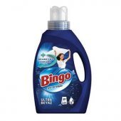 Bingo Sıvı Deterjan Ultura Beyaz 975 Ml