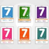Bilfen Yayın 7.Sınıf Tüm Dersler Soru Bankaları Seti