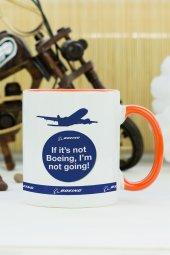 Boeing Kupa Bardak Turuncu