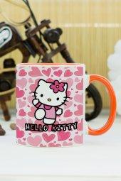 Hello Kitty Kupa Bardak Turuncu