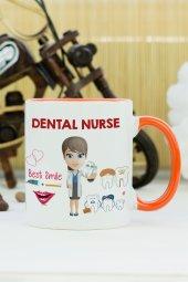 Dental Nurse Kupa Bardak Turuncu