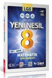 8. Sınıf Lgs Yeni Nesil Matematik Soru Bankası...