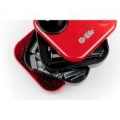 O-life Masa Seti S-886 Beyaz-Kırmızı-Mavi-5