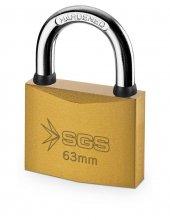 Sgs Asma Kilit Sarı Boyalı Sgs 1340 20mm