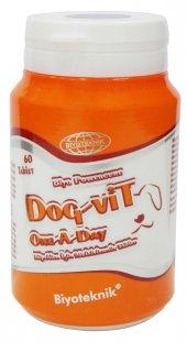 Biyoteknik Dog Vit One A Day Köpek Vitamini 60 Tablet