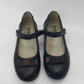 Üstten Kemerli Kız Ayakkabı-2