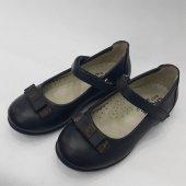 Üstten Kemerli Kız Ayakkabı-4