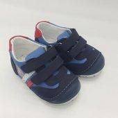 1 3 Yaş Spor Bebek Ayakkabısı Cırtlı Model