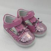 Cırtlı Sandalet Yazlık 1 3 Yaş Bebek Ayakkabısı Fi...