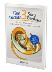 3.sınıf Tüm Dersler Soru Bankası Bilgi Küpü...