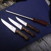 Aryıldız Kurban Bıçak Seti 3 Parça + Masat