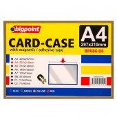 Bigpoint A4 Mıknatıslı(Magnetic) Afiş Muhafaza Kabı