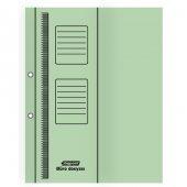 Bigpoint Büro Dosyası Yarım Kapak Yeşil