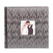 Bigpoint Geçmeli Albüm 13x18cm 200lü Gri-Siyah
