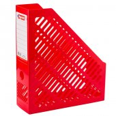 Bigpoint Plastik Kutu Klasör Kırmızı