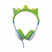 çocuk Kulaklığı Ejderha Yeşil