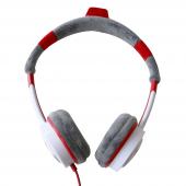 Zagg Little Rockerz Çocuk Kulaklık Ambulans Kırmızı