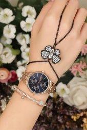Kutlama Hediyesi Kadın Saat Kombin Kişiye Özel Hediye Saat Bayan Saat Hediye