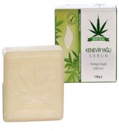 Doğal Kenevir Yağlı Akne Sabunu 130g