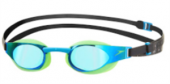 Speedo Elıte Gog Mır Grn Blu Yüzme Yarış Gözlüğü