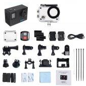 Kingboss Sl D215 4k Ultra Hd Wifi Aksiyon Kamerası...