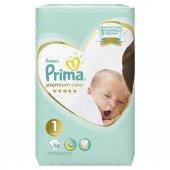Prima Premium Care Bebek Bezi 1 Beden Yenidoğan 56...