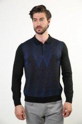 Sweater Concept Sürmeli Polo Yaka Erkek Triko 3480 1