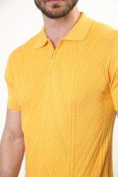 Filippo Ghada Polo Yaka Erkek Triko T Shirt 4196