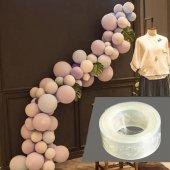 Balon Dekorasyon Şeridi (5 Metre)