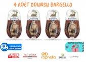 Bargello Araç Parfümü 4 Adet Odunsu 8 Ml Oto Parfüm Oto Kokusu Ücretsiz Kargo