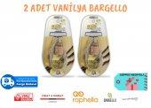 Bargello Araç Parfümü 2 Adet Vanilya 8 Ml Oto Parfüm Oto Kokusu Ücretsiz Kargo
