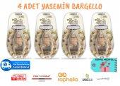 Bargello Araç Parfümü 4 Adet Yasemin 8 Ml Oto Parfüm Oto Kokusu Ücretsiz Kargo