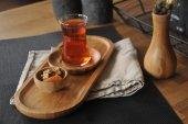 Bambum Latte Dikdörtgen Tepsi Küçük-3