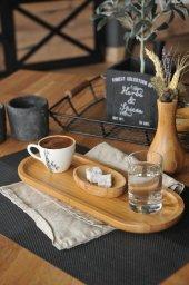Bambum Latte Dikdörtgen Tepsi Küçük-4