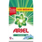 Ariel Toz Çamaşır Deterjanı Dağ Esintisi Beyazlar İçin 6 kg